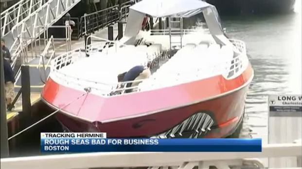 [NECN] Rough Seas Bad for Business