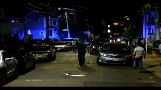 [NECN] Man Seriously Injured in Boston Shooting