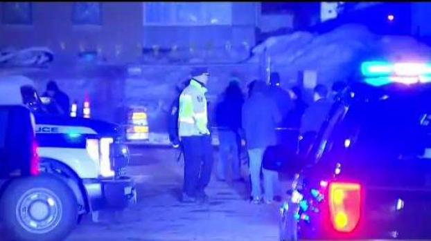 [NECN] At Least 1 Person Shot in East Boston