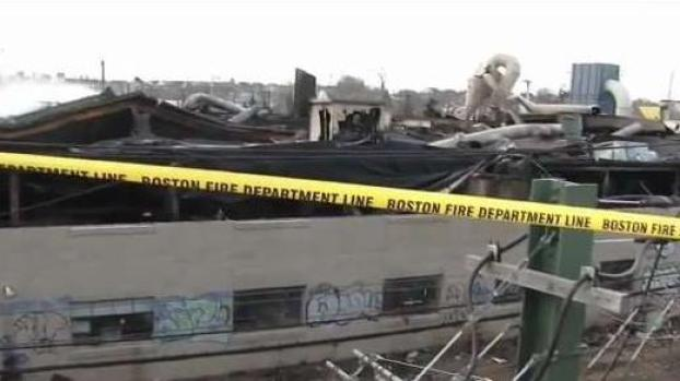 [NECN] Casket Company Owners Speak After Massive Fire