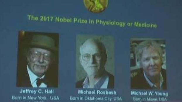 [NECN] Three Americans Share Nobel Physics Prize for Gravity Waves
