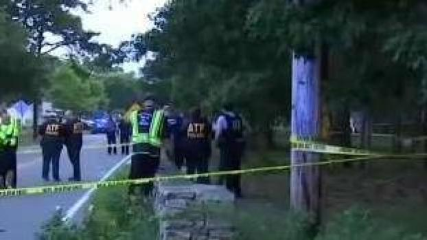 [NECN] Officers Recovering After Being Shot in Falmouth