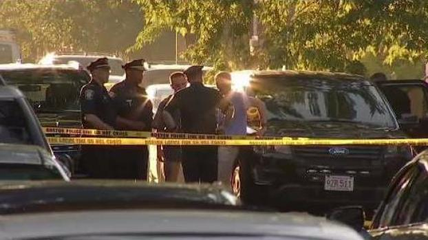 [NECN] One Seriously Injured in Quadruple Shooting in Dorchester