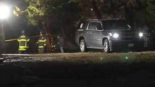 [NECN] Possible Body Discovered Following Ashland Shed Fire