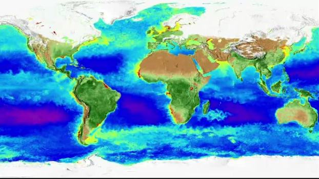 [NATL] NASA Satellites Show 20 Years of Seasonal Changes