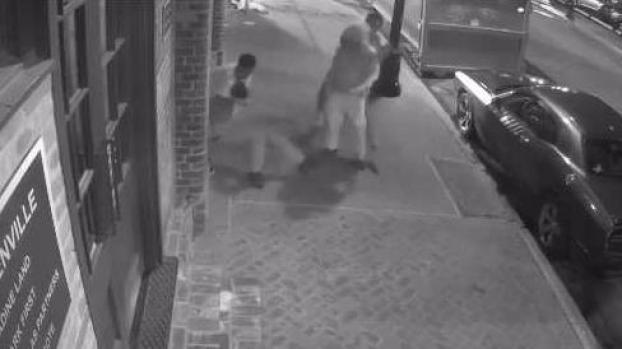 [NECN] Suspect in Boston Tourist Assault Arrested