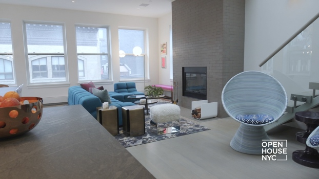Designer Tour: A Colorful Home by Lucy Harris
