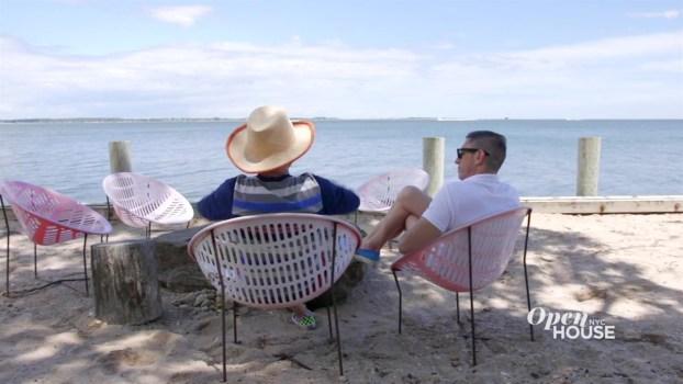 Jonathan Adler & Simon Doonan's Waterfront Refuge on Shelter Island