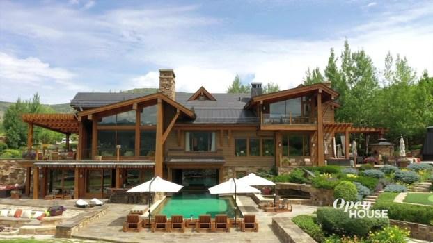 A Mountain Sanctuary In Aspen
