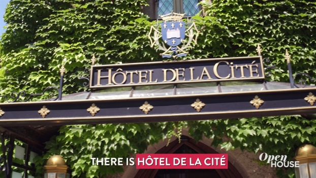 Live Like Royalty at Hotel de la Cité in France