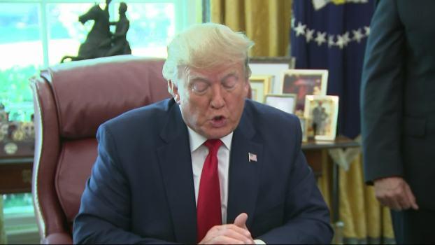 Trump Signs 'Hard-Hiting' Sanctions on Iran