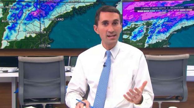 [NECN] The Snowcap: Will the Next Storm Bring Some Snow?