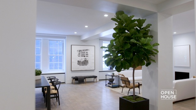 Inside the Home of a Fashion Designer