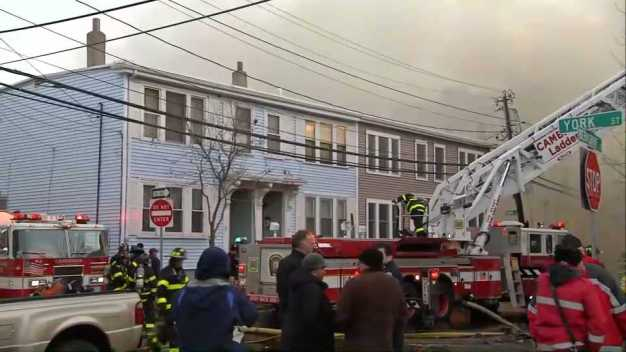 How to Help Residents Displaced in 10-Alarm Fire