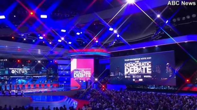 3rd Debate Pits Moderates Against Progressives