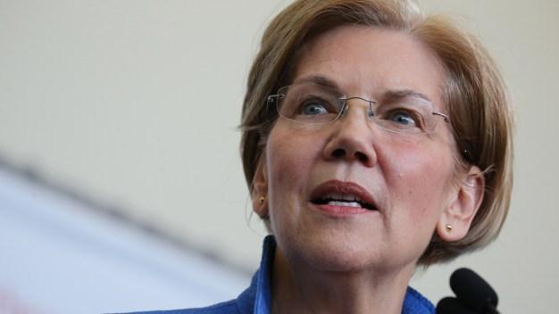 Sen. Warren Delivers Lesley's Commencement Address