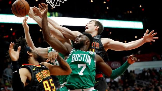 Boston Celtics Beat Atlanta Hawks 110-99