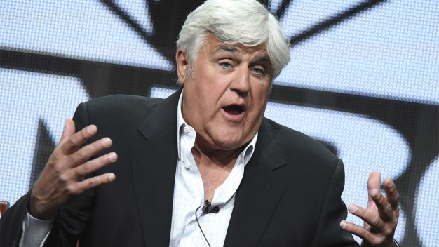 Jay Leno Buys $13.5M Mansion in Rhode Island