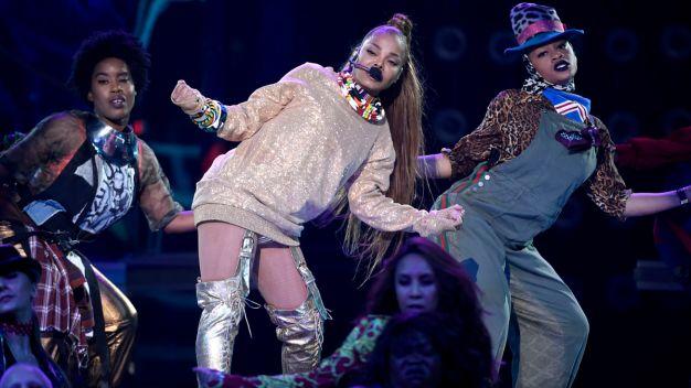 Jackson Rocks Billboard Awards With Powerful Performance