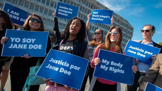 For Many Undocumented Women, Reproductive Healthcare Limited