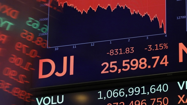 Stock Market Takes a Dive; Trump Blames Fed