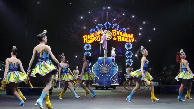 Ringling Bros. Circus Comes to Conn. for the Last Time