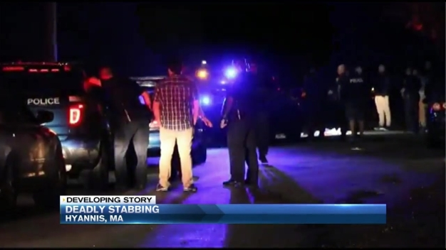 Two People Stabbed in Hyannis, Mass