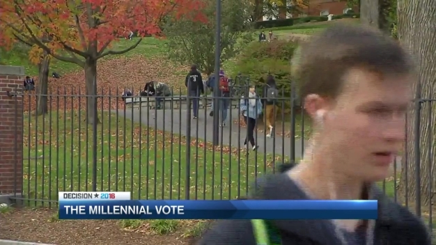 Survey Finds Millennials Could Make Difference in Election