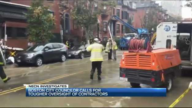 Boston City Councilor Calls For Oversight of Contractors