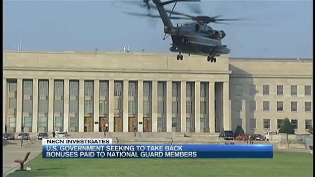 Military Veteran Bonus Scandal Likely to Hit Mass.