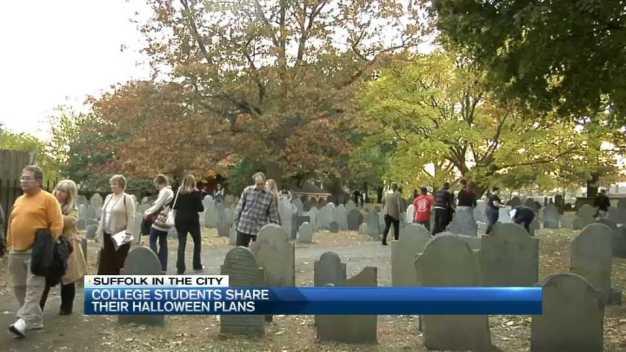 Boston Students Share Halloween Plans