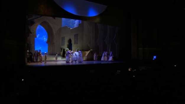 Boston Ballet Presents 'Le Corsaire'