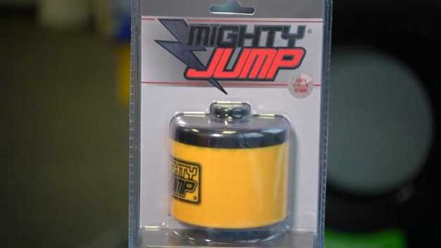 Does it Work: Mighty Jump
