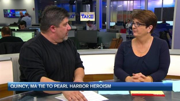 Quincy, Mass. Tie to Pearl Harbor Heroism