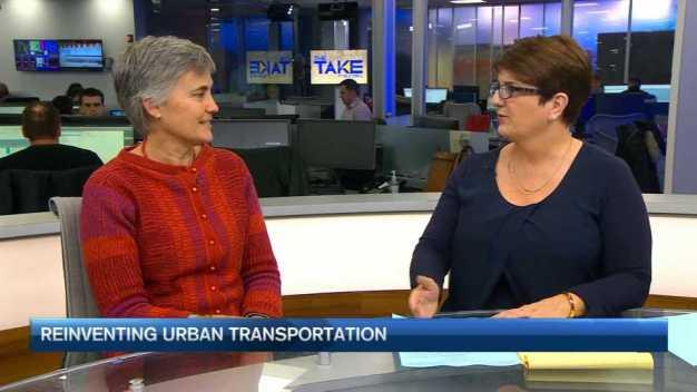 Reinventing Urban Transportation