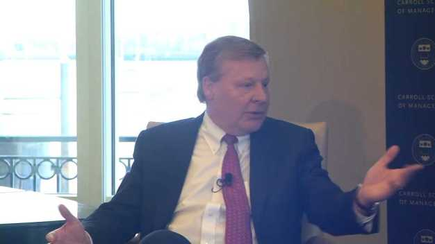 DuPont CEO and Chairman Edward D. Breen