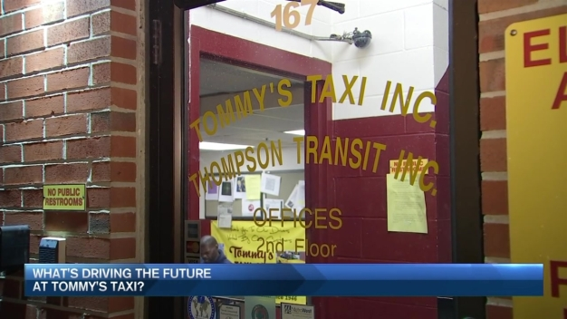 Tommy's Taxis: The Future for Taxis