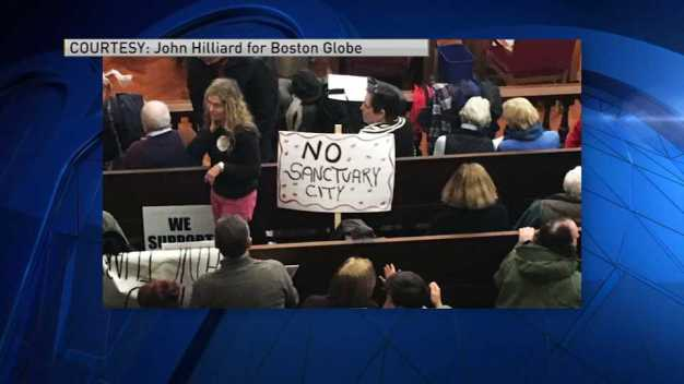 Newton, Mass. Debates Sanctuary City Status