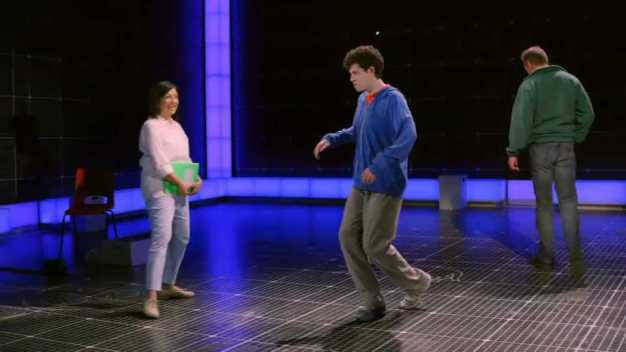'Curious Incident of the Dog in the Night-Time' in Boston