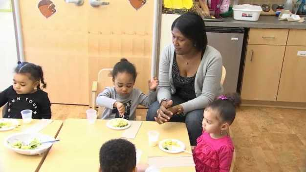 Baker Proposes Funding Hike for Some Day Care Centers