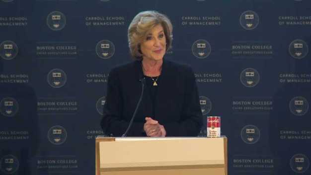 Chief Executives Club: Campbell Soup CEO Denise M. Morrison