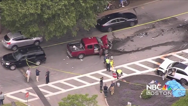 One Dead After Crash in Marblehead, Massachusetts