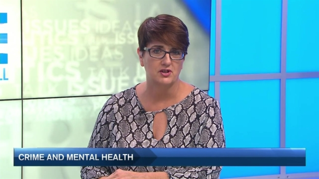 Sue's Take: Crime and Mental Health