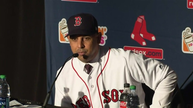 Red Sox  Manager Alex Cora Says Key is Communication