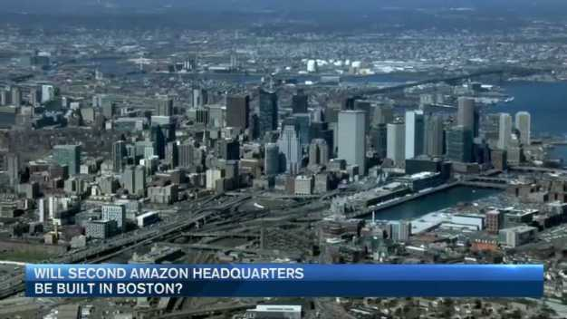 Will 2nd Amazon HQ Be Built in Boston