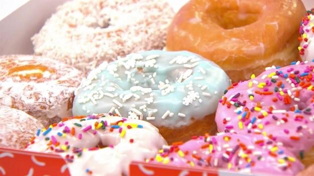 Dunkin's Minus Donuts