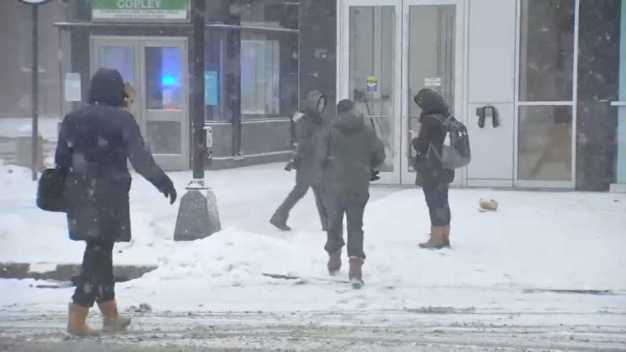 Residents Get Ready for 4th March Nor'easter