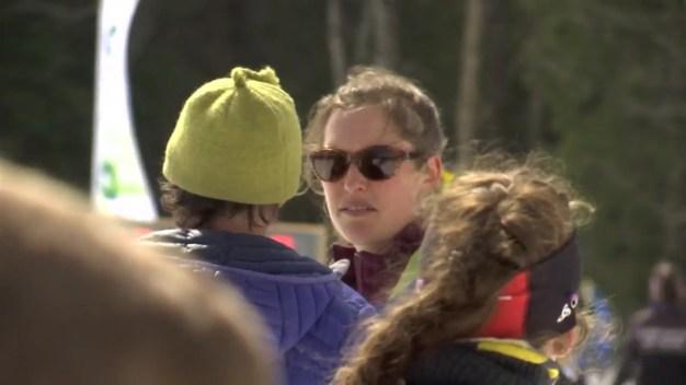 Olympians Race at Vt. Ski Event