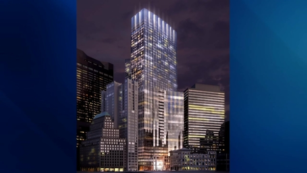 BBJ Report: $1.3B Winthrop Square Tower Approved