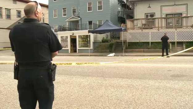 PD: Kids Witnessed Mom's Fatal Stabbing Outside Laundromat